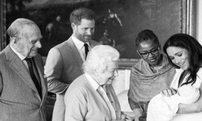 Royal Baby: perchè Harry e Meghan hanno scelto archie