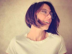 nunzia de girolamo con occhiali
