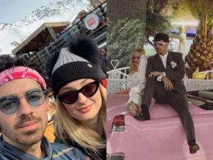 Sophie Turner e Joe Jonas sposi, nozze a Las Vegas