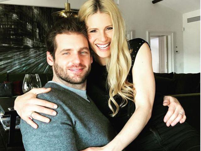 """Michelle Hunziker: """"È stata dura entrare nella famiglia Trussardi"""""""