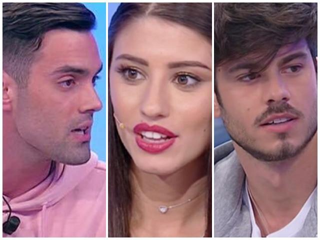 Uomini e Donne oggi: Luca Daffré torna, ma Alessio se ne va