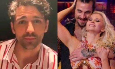 Todaro smentisce il flirt tra Veera e Osvaldo a Ballando