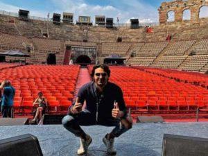 Alberto Urso: standing Ovation ai Seat Music Awards