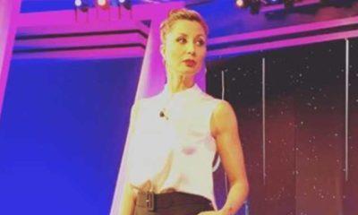 Nastri D'Argento 2019: Sara Ferzetti madrina del gran finale dell'evento cinematografico su Rai1