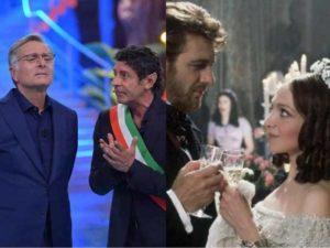 Ascolti Tv Sabato 15 giugno 2019: Ciao Darwin 2019 vince facilmente contro La Traviata di Zeffirelli su Rai1