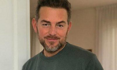 daniele bossari maglione grigio