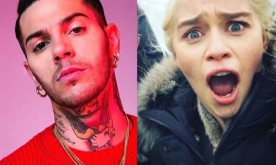 emis killa commenta finale di game of thrones