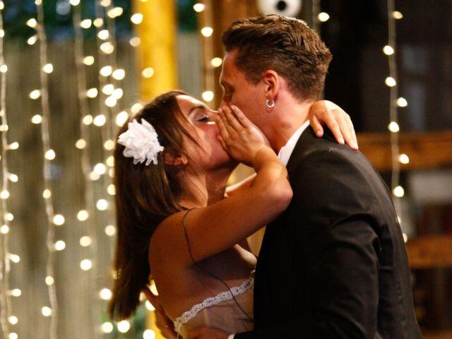 bacio tra francesca e gennaro
