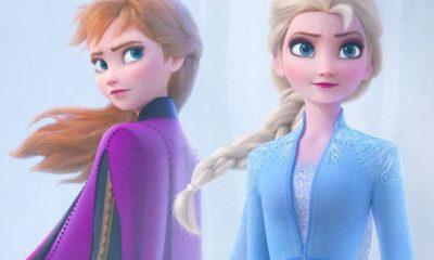 trailer ufficiale frozen 2
