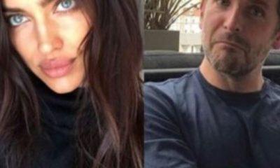 Irina Shayk e Bradley Cooper si sono lasciati, lei sorridente