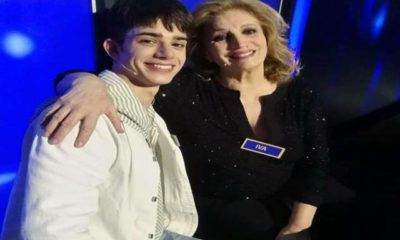 iva zanicchi e luca valenti a all together now