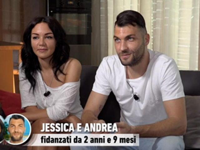 Imbarazzo a Temptation Island 2019: la confessione di Jessica su Andrea