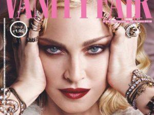 madonna a vanity fair