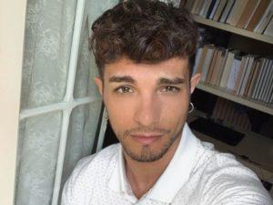 selfie marco carta