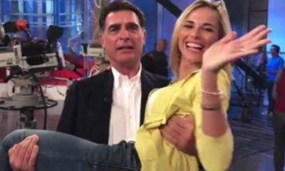 Francesca Fialdini e Tiberio Timperi nuova trasmissione in coppia dopo LA vita in Diretta?