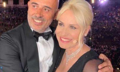 Antonella Clerici parla di un'abitudine di coppia con Vittorio Garrone: ecco di cosa si tratta