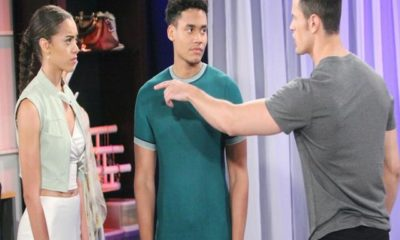 beautiful, xander discute con thomas e zoe