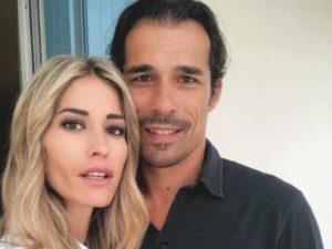 Elena Santarelli ringrazia il marito: le parole emozionano il web
