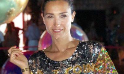Vita da mamma per Caterina Balivo: il bel legame con la figlia del marito frutto del precedente matrimonio