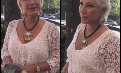 Lucia Bramieri smentisce il tradimento con Coccia