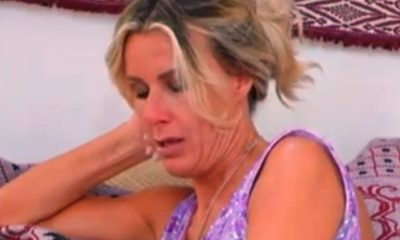 foto sabrina temptation island che piange
