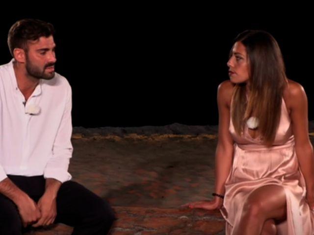 Temptation Island, Arcangelo lascia Nunzia: il secondo falò finisce male