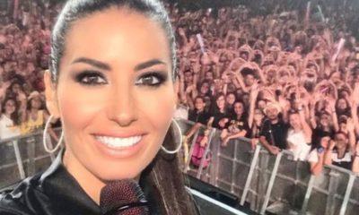 elisabetta gregoraci battiti live 2019
