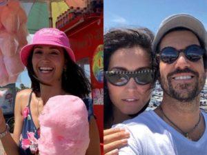 Caterina Balivo, anniversario matrimonio: dedica e bacio marito
