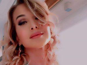 Barbara d'urso selfie estate 2019