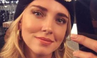 Chiara Ferragni selfie cappello
