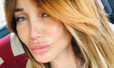 deianira marzano selfie capelli