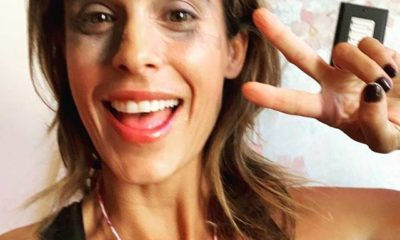 Elisabetta Canalis tutorial make up figlia
