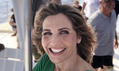 """Lorella Cuccarini parla di Grand Tour e confida: """"Mi metto in gioco in prima persona, posso rischiare"""""""