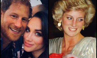 Il Principe Harry e Maghan Markle ricordano Lady Diana