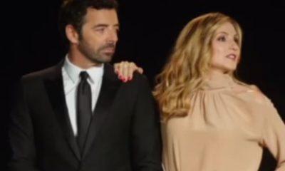Lorella Cuccarini come la d'Urso nel promo de La Vita in Diretta?