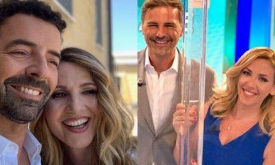 """Alberto Matano e Lorella Cuccarini prime riunioni per lLa Vita in DIretta. Marzoli e Convertini """"sfrattati"""" dallo studio"""
