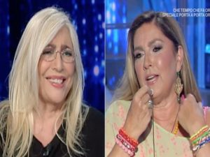 romina power a domenica in