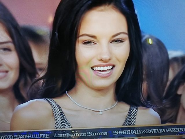 Carolina Stramare, ecco chi è la nuova Miss Italia!