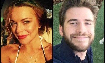 Lindsay Lohan e Liam Hemsworth