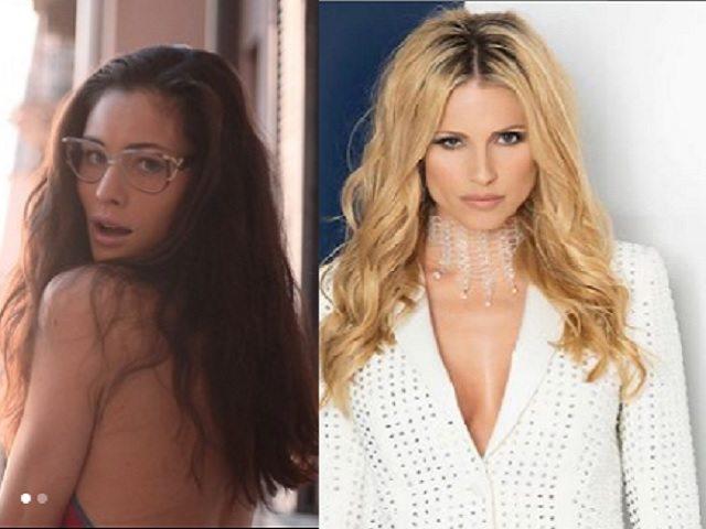 Marica Pellegrinelli e Michelle Hunziker: il defollow su Instagram