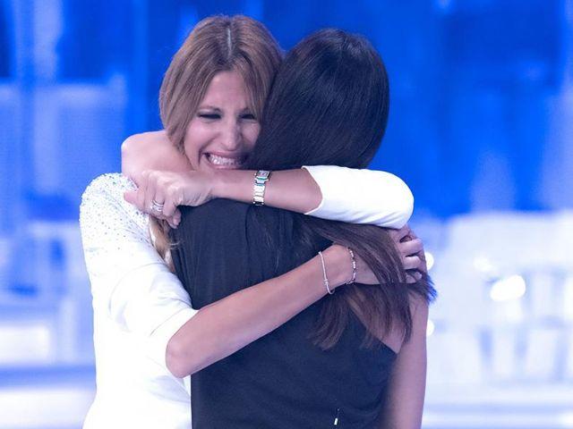 Adriana Volpe, lacrime a Verissimo: il sostegno ricevuto da Nadia Toffa