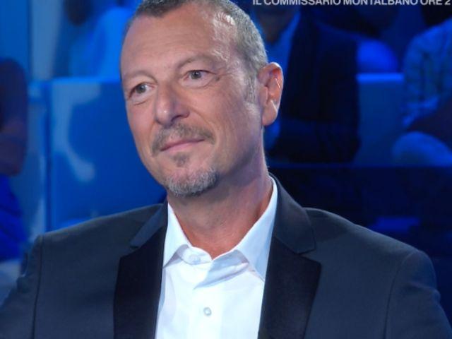 Amadeus a Domenica In svela le prime novità del Festival di Sanremo 2020