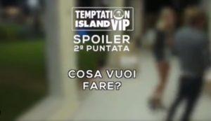 Coppie Temptation Island Vip