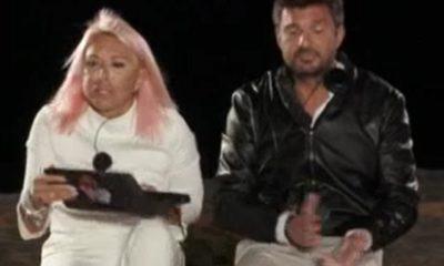 Anna Pettinelli Stefano Temptation Island Vip falò confronto