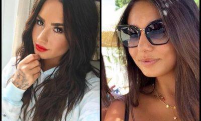 Demi Lovato Elisa D'Ospina