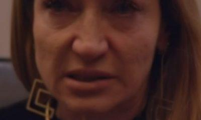elisabetta franchi piange per il marito morto
