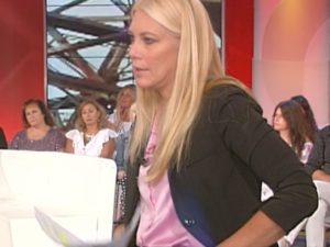 eleonora daniele nervosa a storie italiane