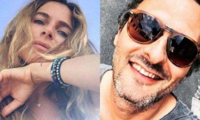 Eleonora Pedron Fabio Troiano occhiali da sole