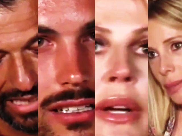 Temptation Island Vip anticipazioni stasera, Alessia affranta: video-verità sulle coppie