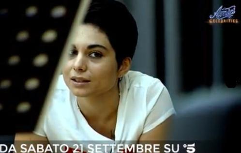 Giordana Angi coach Amici